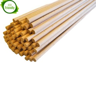 Flag pole wooden