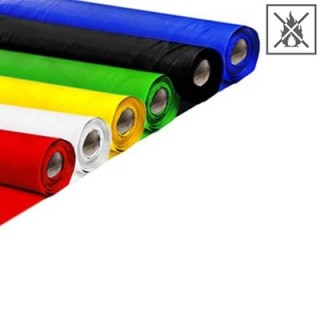 Flame retardant sailcloth for flags