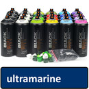 Spray paint ultramarine (5080) 400 ml