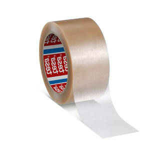 Tesa tape premium ultra strong 50mm x 66m - transparent