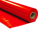 Plastic film roll standard 1,5x100m - red