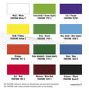 Polyester flag fabric standard - 150cm 100m role - light...